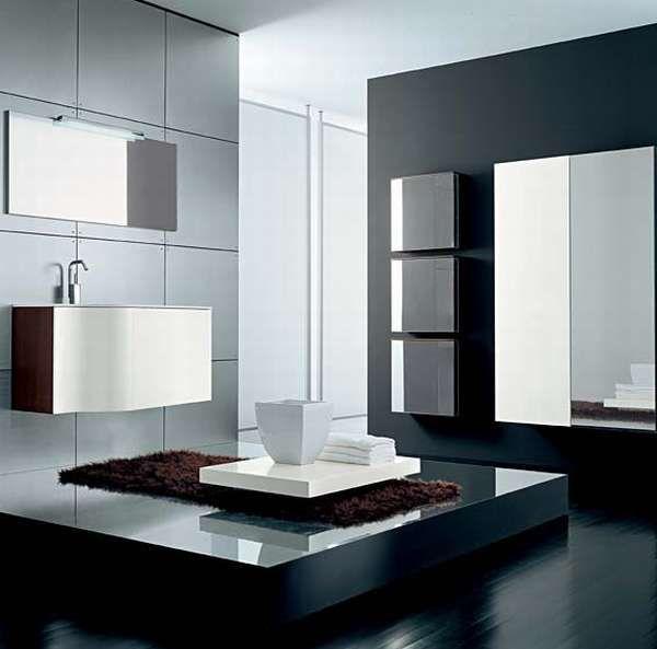Best Contemporary White Bathrooms Ideas On Pinterest White