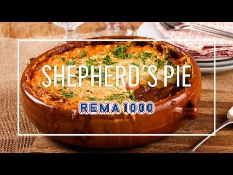 Shepherd's pie - REMA 1000
