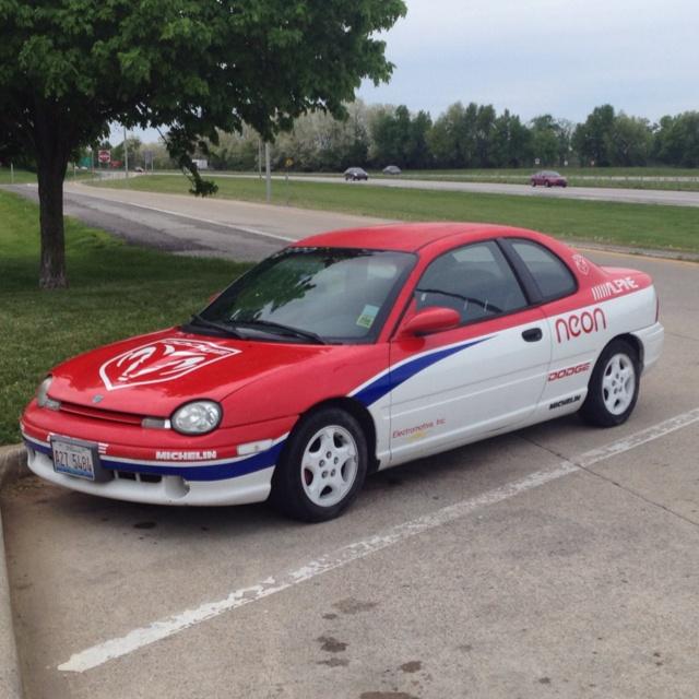 My New 1997 Dodge Neon ACR