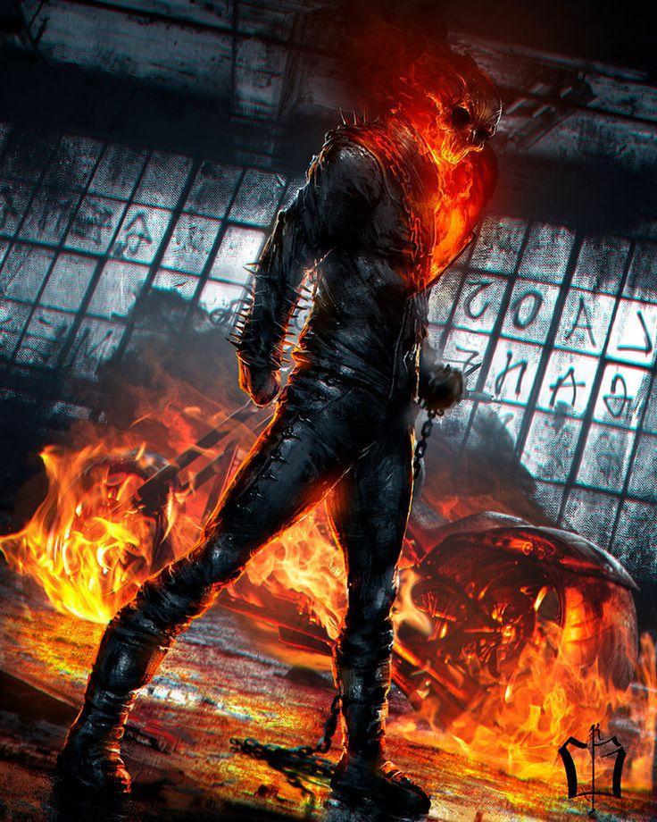 Ghost Rider - Larry Carroll & Çağlayan Kaya Göksoy