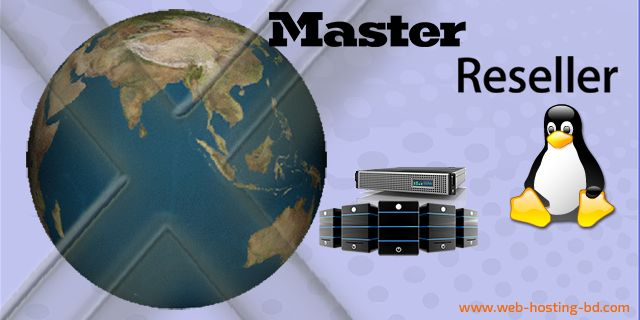 The Reseller purchases the host's services wholesale and then sells them to customers, possibly for a profit. Master Reseller Hosting Starting 100 GB @ 10000 taka.