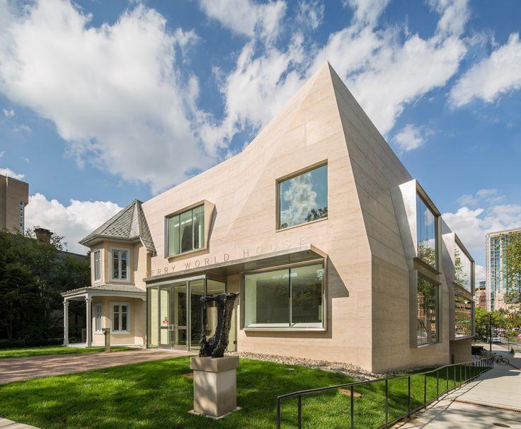 University of Pennsylvania, Perry World House Philadelphia, FIRM: 1100 Architect