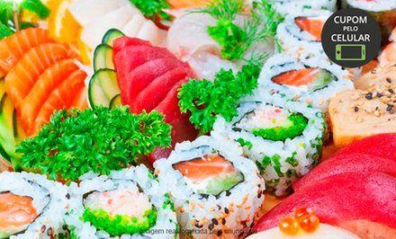 image for Rodízio japonês no Restaurante Fuji