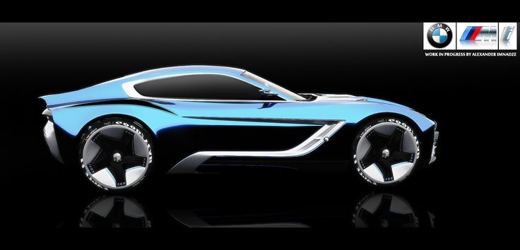 BMW / Toyota joint effort Z5 coupe concept!