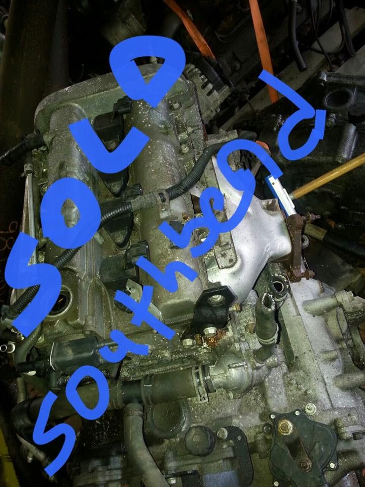 2007 Chevy Cobalt eco Motor for sale: 2.2L