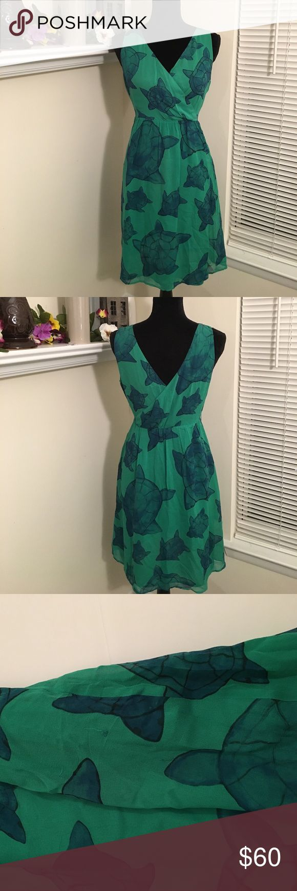 The dress how to see it both ways - Moulinette Soeurs Turtle Dress