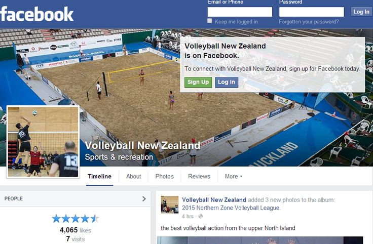 VOLLEYBALL NZ FB PAGE Organises volleyball in NZ & NZ Volleyball teams, 14 regional Associations with 100s of schools, dozens of clubs & 1000s of players - r all part of it!   www.facebook.com/pages/Volleyball-New-Zealand/225445877479376