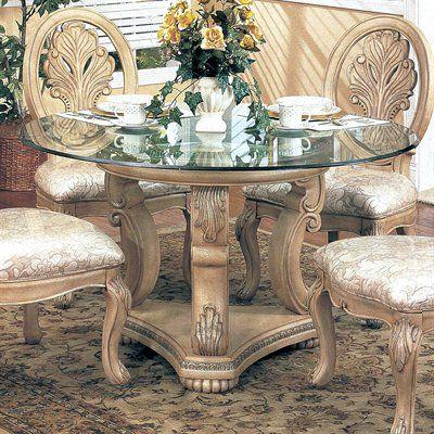 Yuan Tai Furniture 5984TB LITE Emily Dining Table