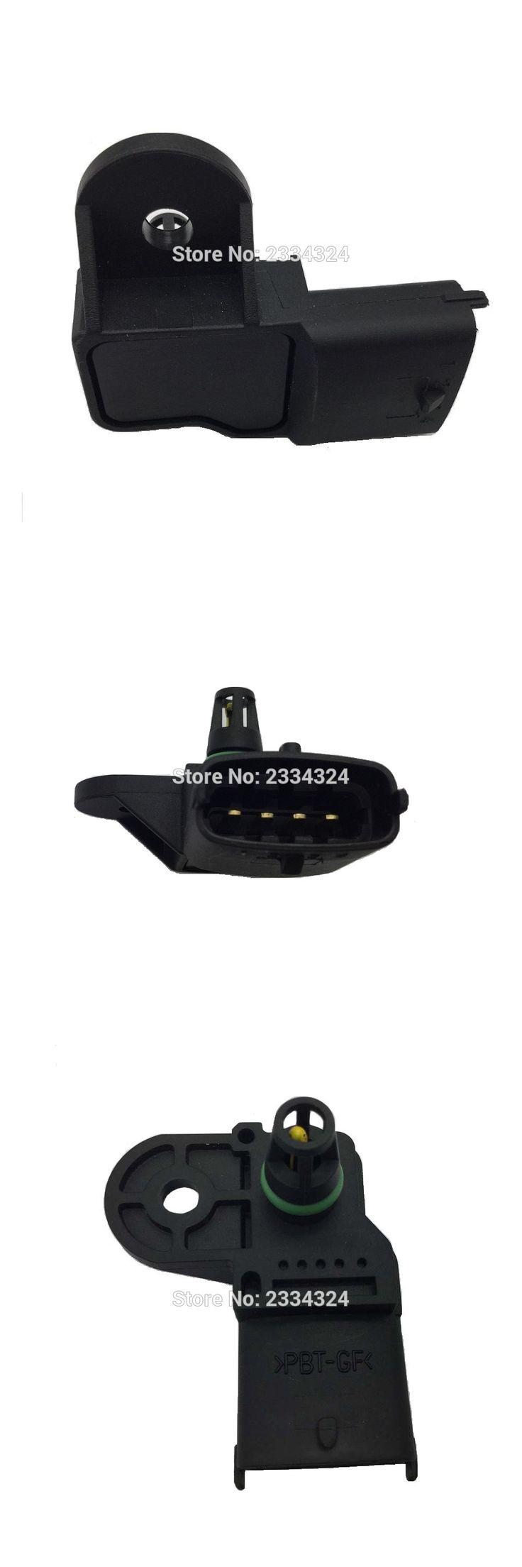 MAP Pressur Sensor For Saab 9-3 Porsche 911 Cayenne Lancia AlfRomeo Mito Fiat 500 Ducato Punto Linea Iveco Daily 0261230042