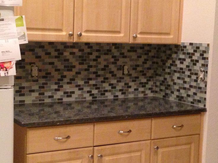 Kitchen Tiles Granite 18 best back splash images on pinterest | brown granite, kitchen