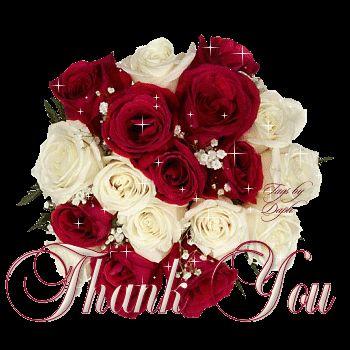 beautiful thank you glitter graphics   http://www.glitters123.com/thank-you/red-and-white-glittering-roses/