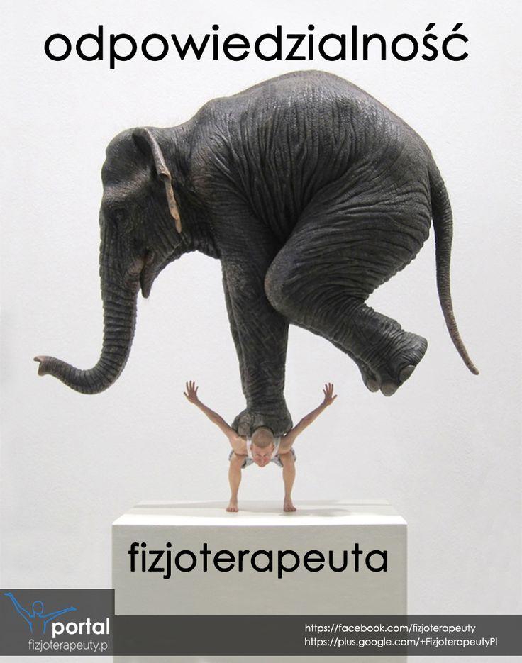 Jak wygląda odpowiedzialność fizjoterapeuty? http://fizjoterapeuty.pl/ #zdrowie #fizjoterapia #motywacja