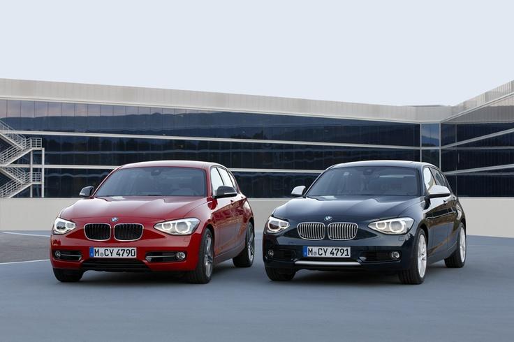 BMW 116i F20 Hatch (2011)