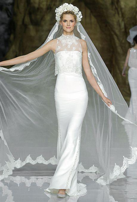 Brides.com: Pronovias - Spring 2014