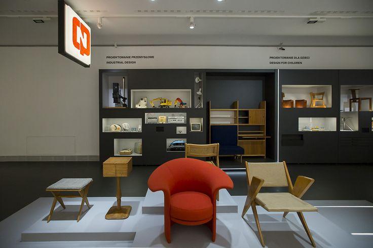 W warszawskim Muzeum Narodowym otwarto nową wystawę stałą. Tym razem na taki zaszczyt zasłużyło sobie polskie wzornictwo. http://exumag.com/polskie-design/