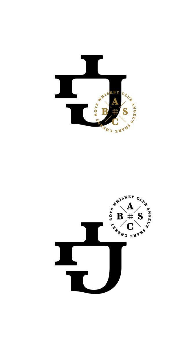 ASCB ウイスキークラブ ロゴ