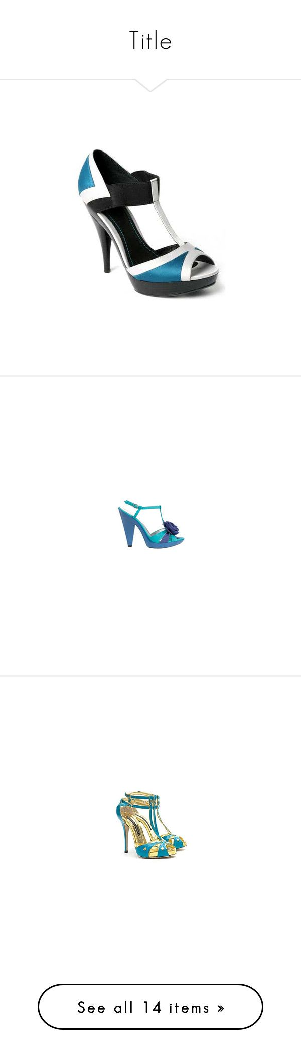 """Title"" by eastoceanqueen ❤ liked on Polyvore featuring shoes, sandals, heels, wooden heel shoes, debenhams shoes, wood sandals, wooden heel sandals, wooden shoes, high heels and t bar shoes"
