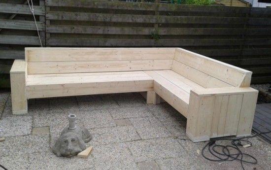 Outdoorküche Holz Joinville : 50 best idéias para testar images on pinterest benches modern