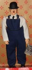 Vintage Laurel & Hardy OLIVER HARDY DOLL by Peggy Nisbet w/Box