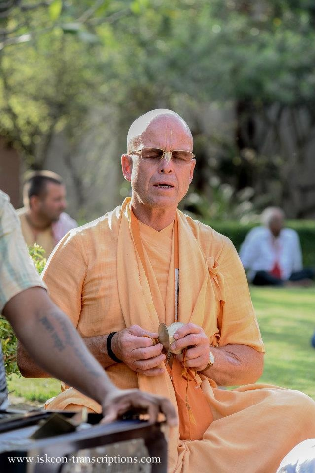 Govinda Swami, the warmest heart, the most beautiful voice