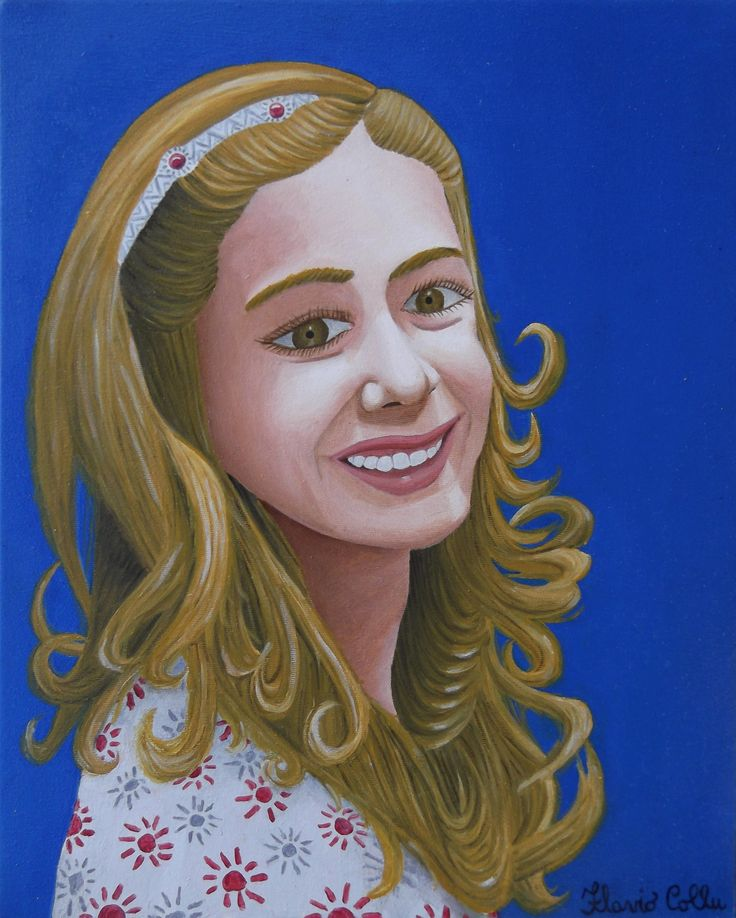 La principessa di Cagliari olio su tela 50x60