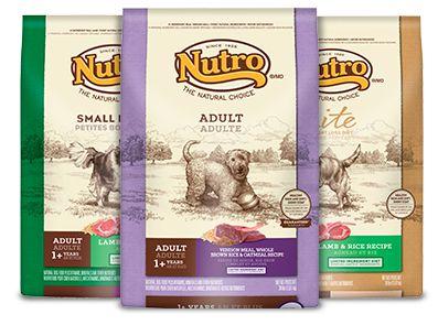 *HOT FREE 5 lb Bag of Nutro Dog Food at Petco! $19.99 Value! (thru 4/24)