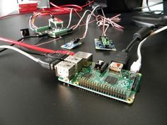 In this tutorial we achieve a data logger for several sensors connected to Raspberry. The sensors data will be stored in a MySQL database and displayed by a chart with Highcharts