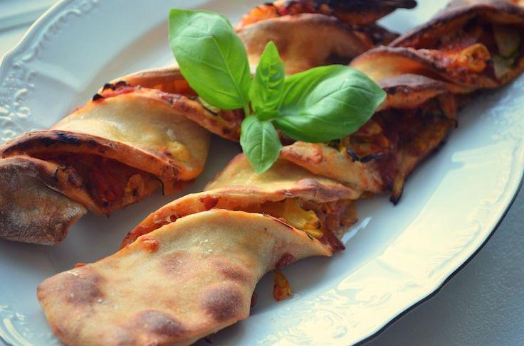 Opskrift: Pizza Sticks | Tasty Pretty Things