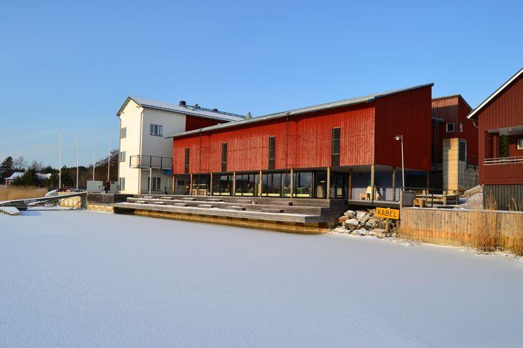 Skärgårdscentret Korpoström.