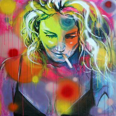 Saatchi Online Artist Yuliya Vladkovska; Painting,