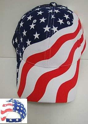 american flag hats