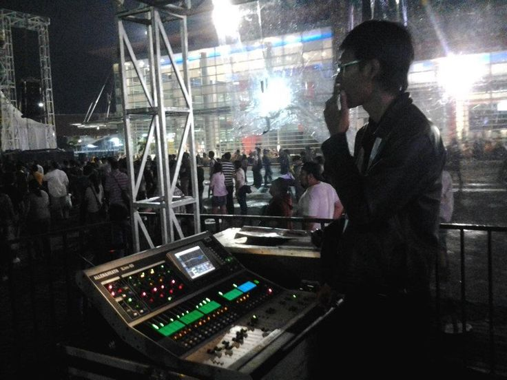 Java Jazz 2013 - Allen & Heath iLive