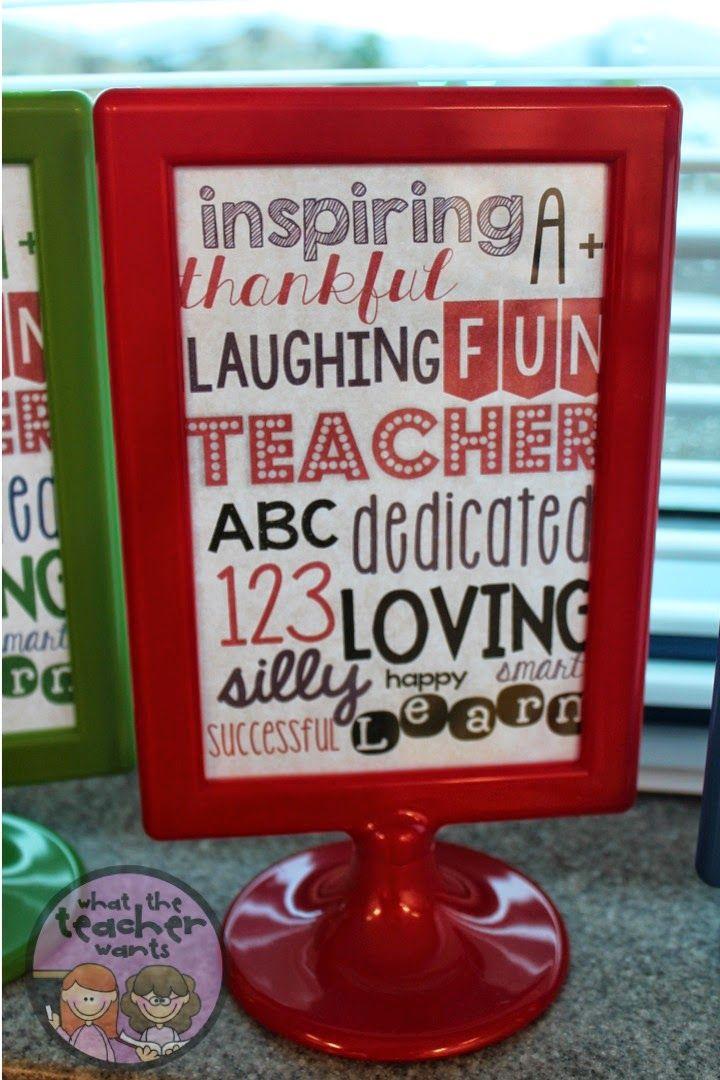 What the Teacher Wants!: Teacher Subway Art