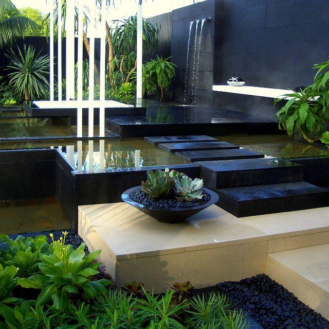 Atlanta Landscape Designer On Pinterest: Canary Islands Spa Garden