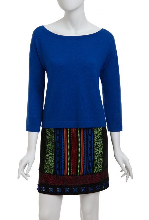 King Curtis Pullover by Nanette Lepore.