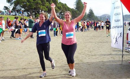 PAIHIA HALF MARATHON Sunday, 31st May 2015 Copthorne Hotel and Resort, Tau Henare Drive, Waitangi, Paihia (map) Description Starting and finishing at the Copthorne Hotel. On the start line you will be treated to an unforgettable spine tingling Haka by the Waitangi Maori Cultural Group and every competitor will receive a keepsake pendant necklace as a memento of our inaugural event…..