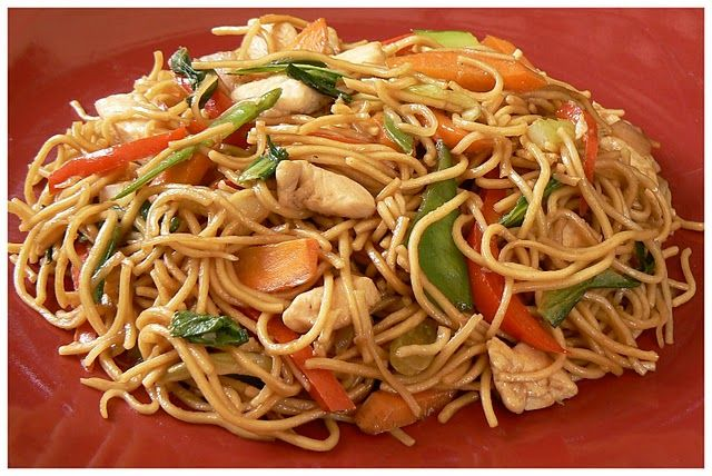 Ce plat est vraiment excellent et bien meilleur qu'au resto chinois. C'est vrai que tout ce qui est fait maison est toujours meilleur. J'ai...