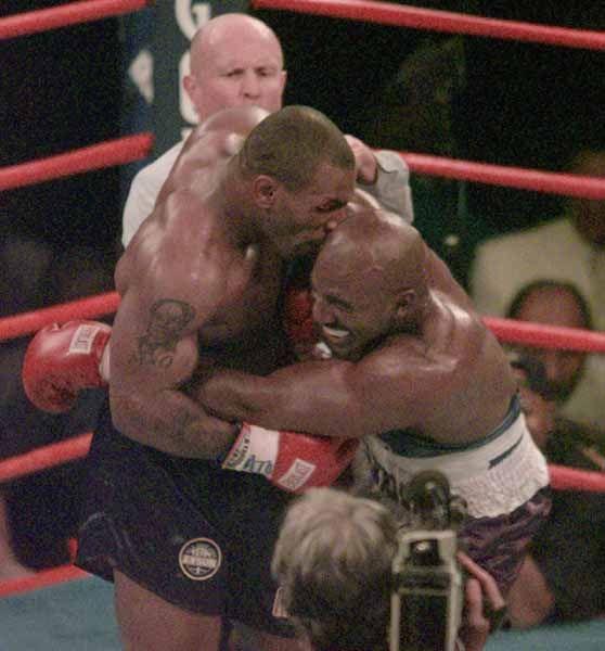 28 June, 1997  Mike Tyson bites ear  http://edge.ebaumsworld.com/mediaFiles/picture/551391/80625825.jpg