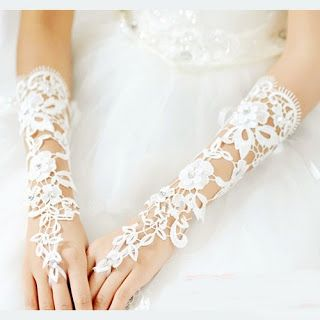 info harga wedding: sarung tangan pengantin