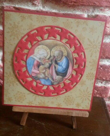 Handmade cards pinterest 2014 for Handmade christmas cards pinterest