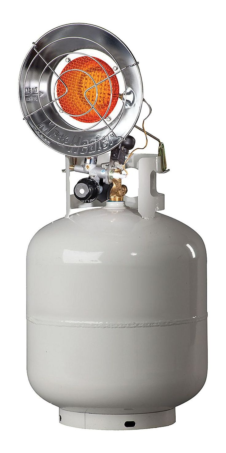Mr. Heater® MH15T Single Tank Top Propane Heater | Bass Pro Shops