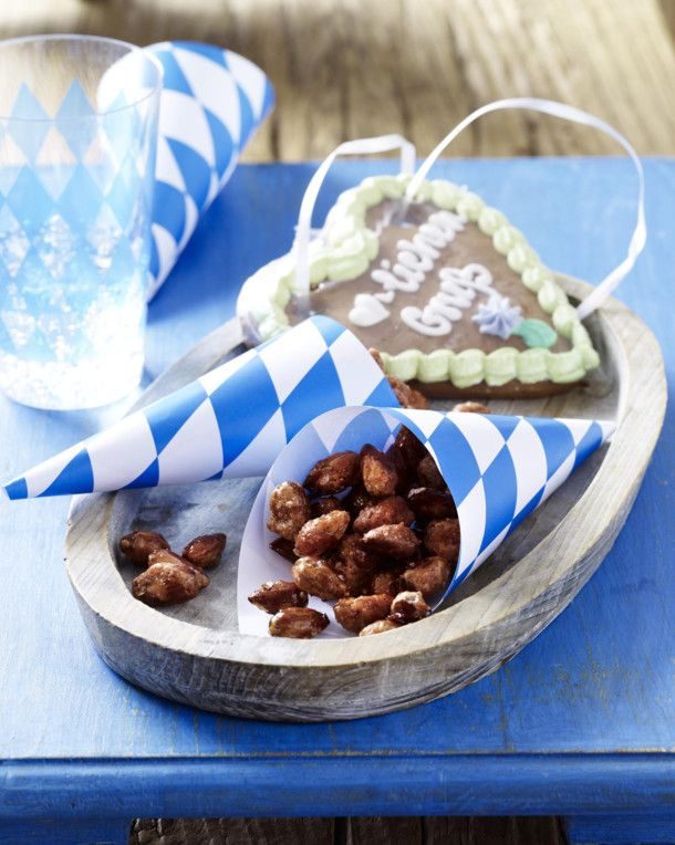 Unser beliebtes Rezept für Gebrannte Mandeln und mehr als 55.000 weitere kostenlose Rezepte auf LECKER.de.