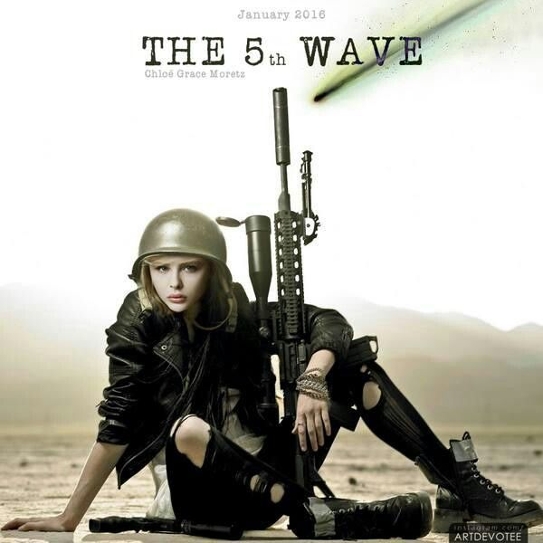 43 best images about The 5th Wave on Pinterest | Chloe, Guns and ...