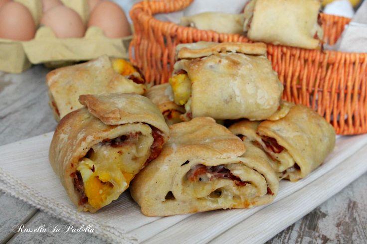 Panini napoletani - la ricetta semplice dei panini napoletani