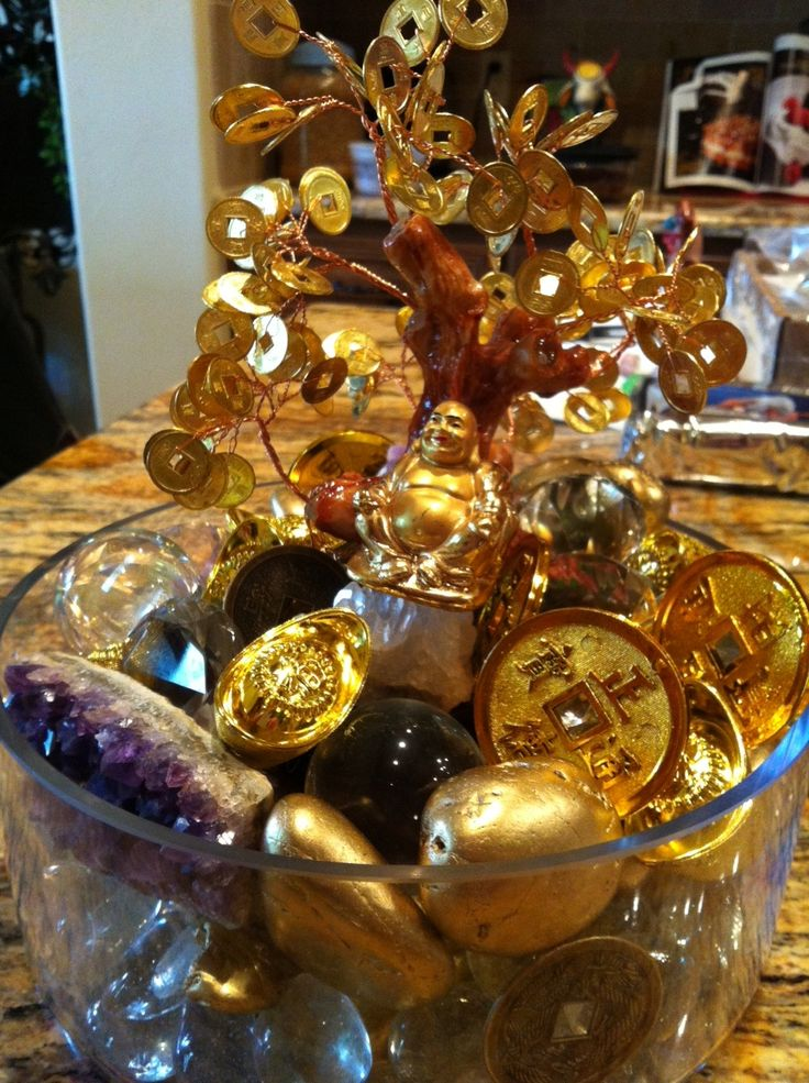 Create a Feng Shui Wealth Bowl to Stimulate Your Prosperity Energy