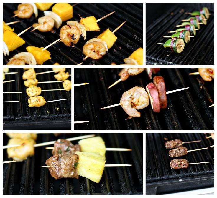 dinner or dessert: foodbuzz 24x24: kabobs from around the world (and beer too!): Desserts, Kabobs, Beer Pairings, Beer Tasting, Dinners, Eric Beer, Around The World, International Beer, Foodbuzz 24X24