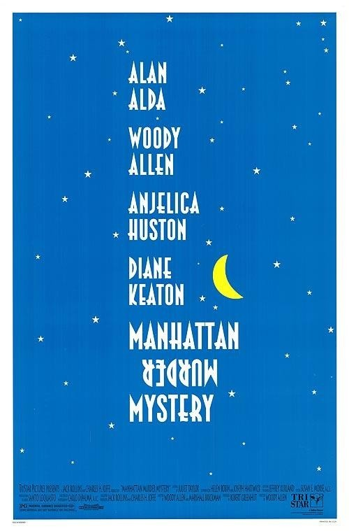 Misterioso asesinato en Manhattan [Vídeo] / dirigida por Woody Allen
