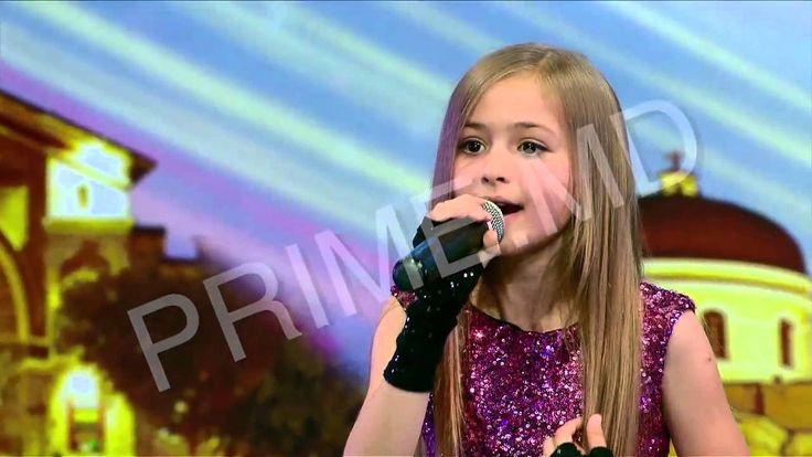 Moldova Are Talent - Iuliana Beregoi 24.10.2014 Sezonul 2, Ep.6