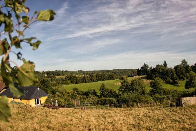Le Domaine du Martinaa: Terrasse Gite de Groupe en Normandie