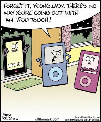 LOL, some Apple humor :-)